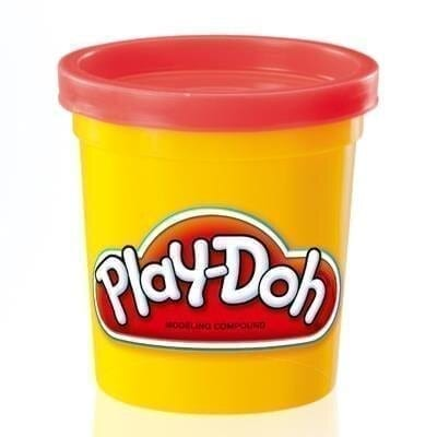 playdoh 4 oz can single