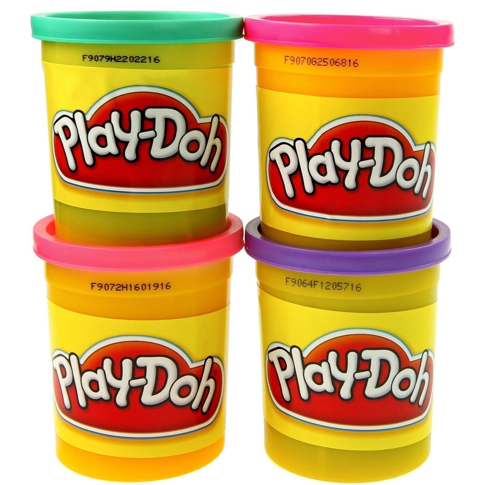 playdoh 5 oz can 4 pack