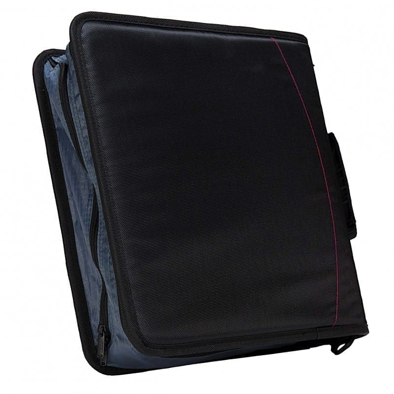 Case-It Mighty Zip 3 inch Zipper Binder d-146