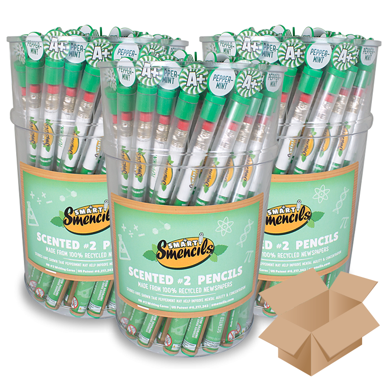 Smart Peppermint Smencils