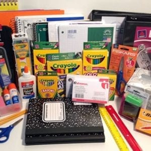 prepackaged school supply pack kit wernecke kindergarten kg boy