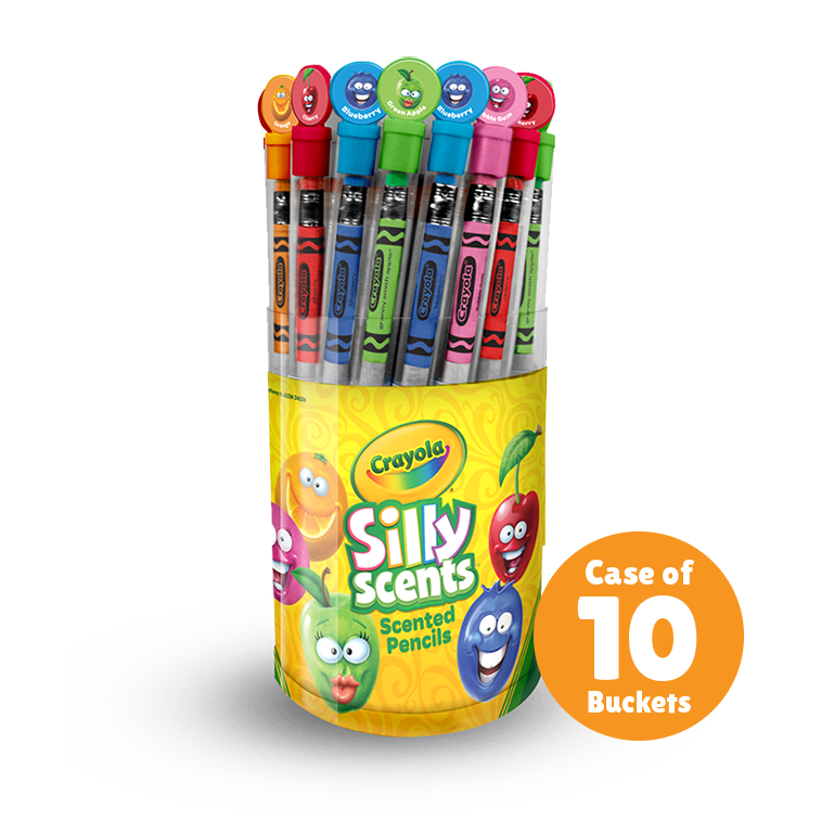 Crayola Silly Scents Smencils