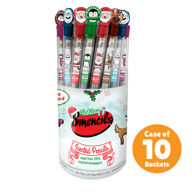 Holiday Smencils