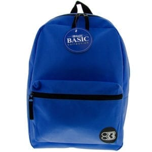 basic value student backpack 16""